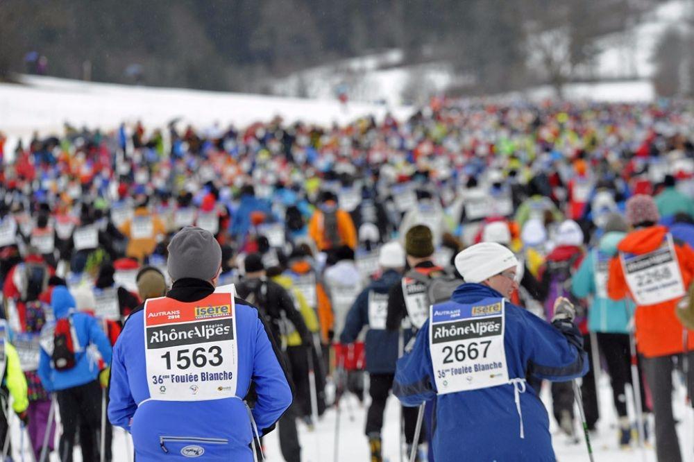 Le Marathon Ski Tour