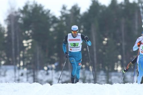 Maurice Manificat se confie sur le Marathon Ski Tour